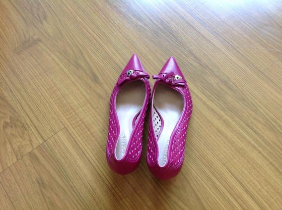 Sapato Scarpin Pink Tamanho 35