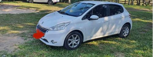 Peugeot 208 2014 1.5 Active Flex 5p