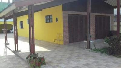 Vendo Casa De Praia, 200 Metros Do Mar, Lote 403m, 2 Quartos