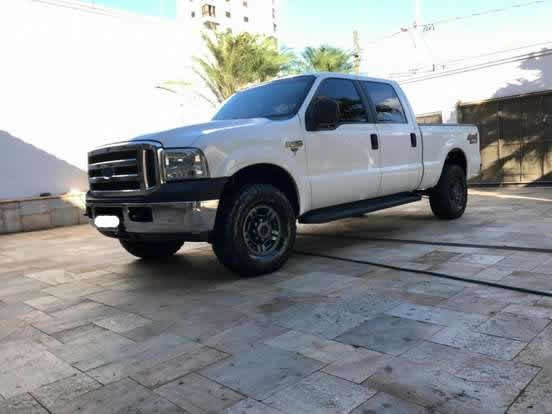 Ford F-250 3.9 Xlt Max Power 4x4 Cd Diesel 4p Cod.0011