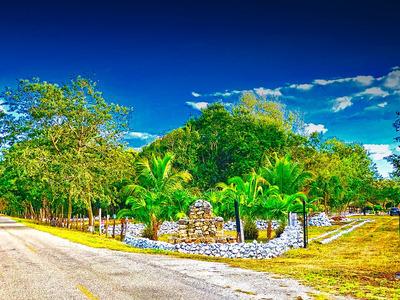 Hermoso Rancho A 20 Min De Campeche