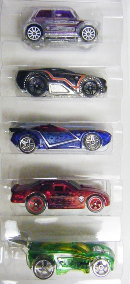 Carritos Hot Wheels: Pack-5 (25$)