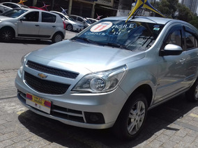 Chevrolet Agile 1.4 Ltz 2011 +couro Apenas 66.000km $ 24590