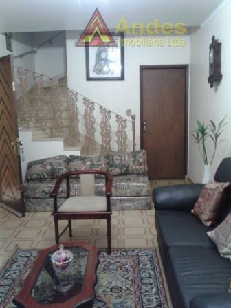 Sobrado Residencial À Venda, Vila Nova Mazzei, São Paulo - So0044. - So0044