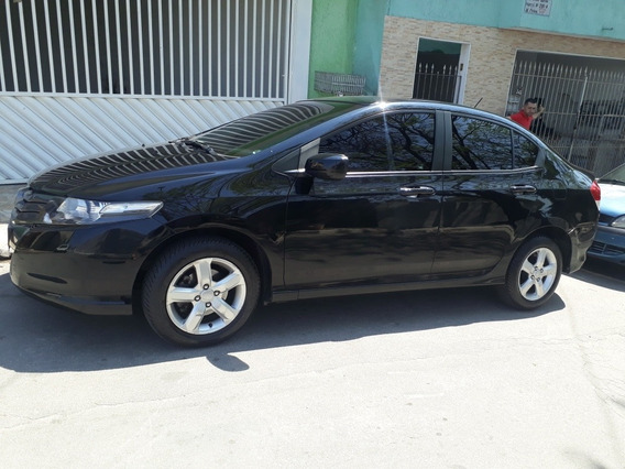 Honda City 1.5 Lx Flex 4p 2011