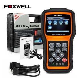 Scanner Automotivo Foxwell Nt630 Elite Abs Airbag Obdi Obdii