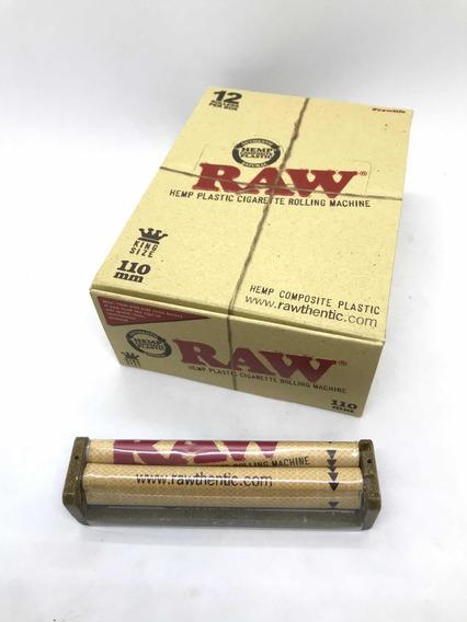 Maquina Raw Hemp Roller Para Armar 110mm Candy Once