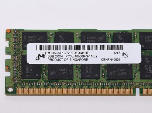 Imagem 1 de 2 de Kit Upgrade Memoria Pc3l-10600r 32gb Dell R410 R610 R710