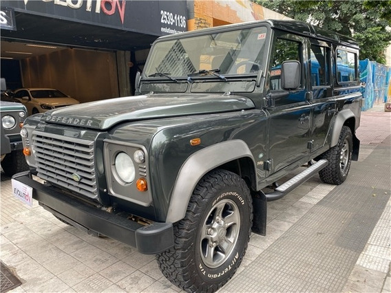 Land Rover Defender 2.5 Csw 110 4x4 Turbo Diesel 4p Manual