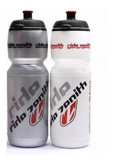 Caramañola P/ Bici Zefal Logo Zenith Plástica 500 Ml
