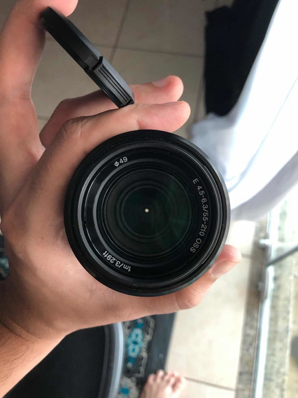 Lente Sony 55-210 Mm F/4.5/6.3