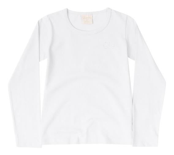 Blusa Infantil Cotton Quimby