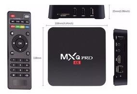Tv Box Android Netmak Nm-tvbox1 4k Ultra Hd