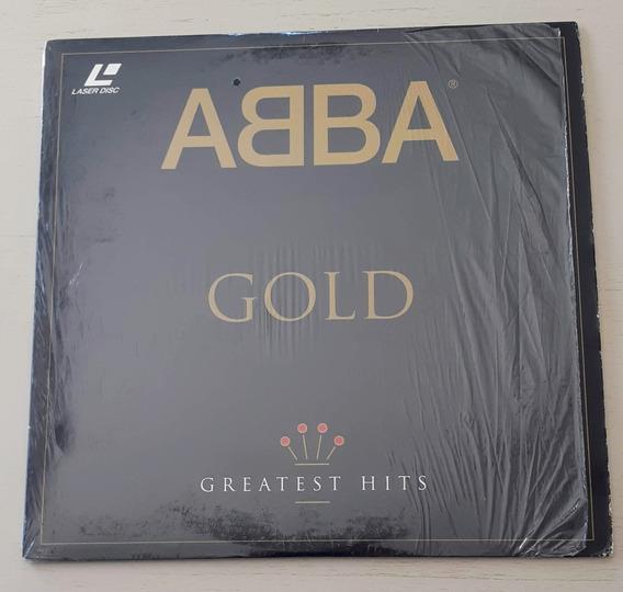 Laserdisc Abba Gold