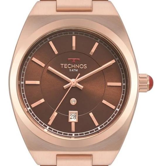 Relógio Technos Feminino Analógico 2117lau/4m