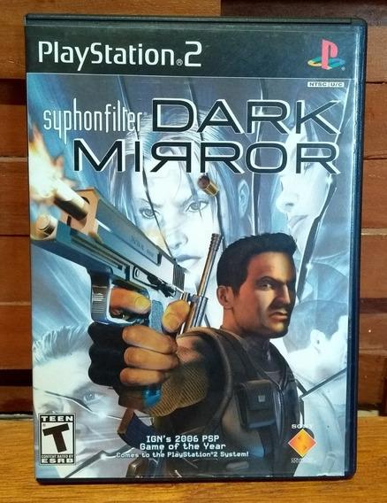 Syphonfilter Dark Mirror Ps2 Original