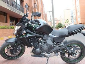 Kawasaki Er6n Negra