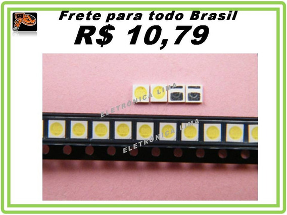 Led Semp Toshiba Sti Aoc Philco 6v 1,8w Backlight Tv 20 Pçs