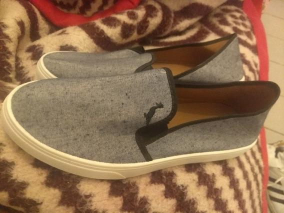 Zapatillas Panchas Reforzadas Confort Reserva