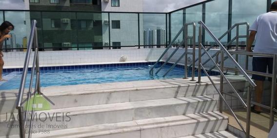 Apartamento Para Venda Em Recife, Torre, 3 Dormitórios, 1 Suíte, 3 Banheiros, 2 Vagas - Ja290_1-1330276