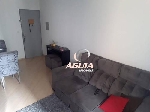 Apartamento Com 2 Dormitórios À Venda, 54 M² Por R$ 210.000,00 - Jardim Santo André - Santo André/sp - Ap2328