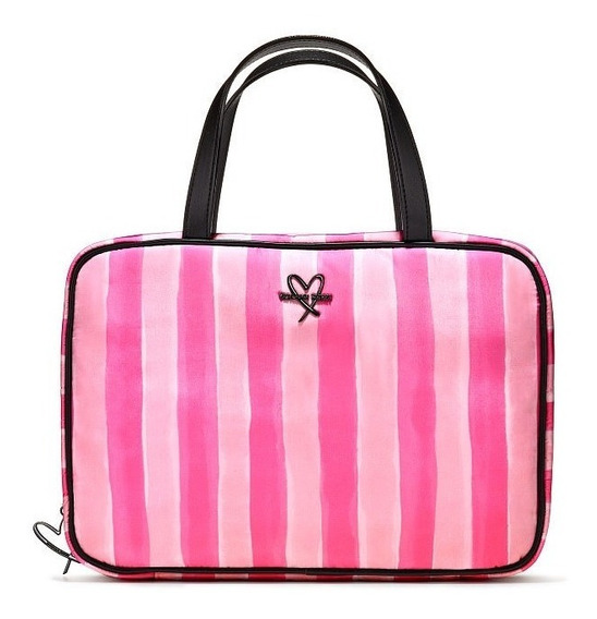 Travel Bag Neceser Victorias Secret C/percha Original