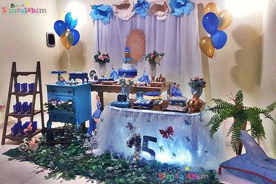 Decoração,chá De Bebê,15 Anos,noivado,infantil,todos Os Tema