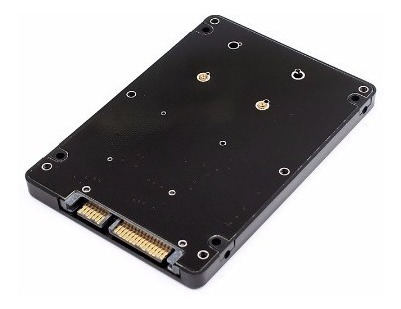 Adaptador Case 2.5mm Para Sata 3 Transforme Msata Em Ssd 2.5