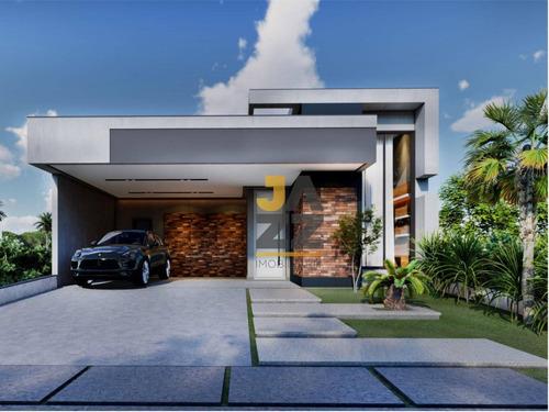Imagem 1 de 12 de Casa Com 3 Dormitórios À Venda, 188 M² Por R$ 1.150.000,00 - Condomínio Piemonte - Indaiatuba/sp - Ca12714