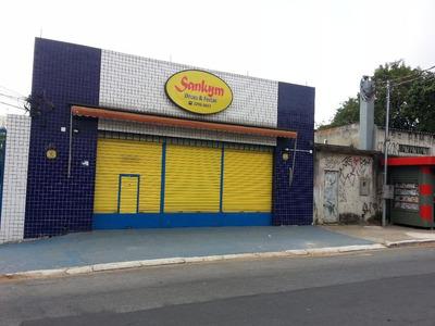 Prédio Comercial À Venda, Chácara Santo Antônio (zona Leste), São Paulo. - Pr0058