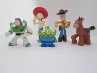 Toy Story Muñecos Set X 5 Unidades- Martinez