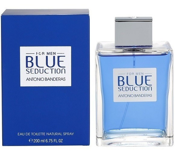 Antonio Banderas Blue Seduction - 100ml Eau De Toilette Masc