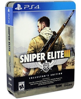 Sniper Elite 3 Collector