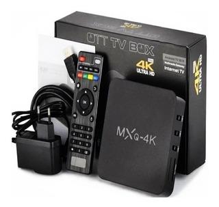 Tv Box (convertidor De Televisor En Smart Tv)