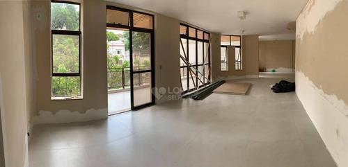 Apartamento Com 5 Quartos, 429 M² Por R$ 1.890.000 - Icaraí - Niterói/rj - Ap46746