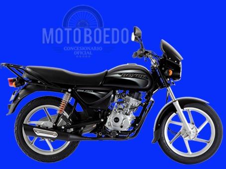 Bajaj Boxer 150 Full A/t - Resistencia Y Durabilidad -