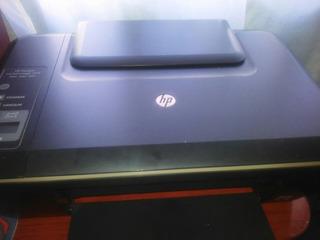 Impresoras Epson Tx115 +hp 2515 +200ml Tinta Negra(hp)