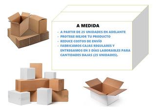 Se Elaboran Cajas De Cartón Regulares Y Troqueladas A Medida