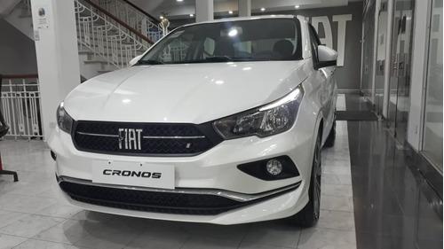 Fiat Cronos Gnc Retira Con Tu Auto Usado Llave X  Llave G
