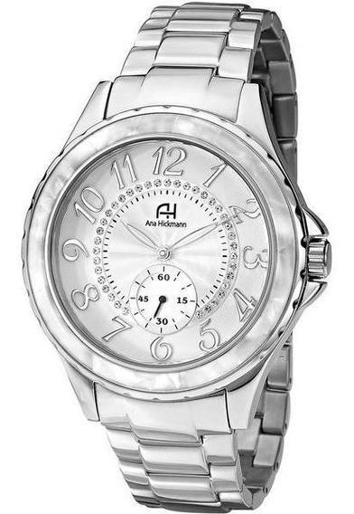 Relógio Pulso Ana Hickmann Feminino Ah28679