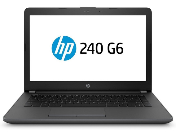 Laptop Hp 240 G6 14 I3 4 Gb 1 Tb Windows 10 Home Nueva