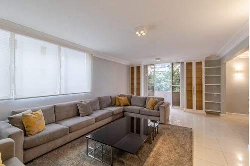 Apartamento De Condomínio Em São Paulo - Sp - Ap0018_elso