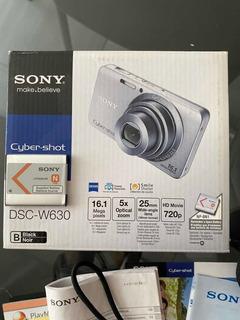 Sony Cyber-shot Dscw630