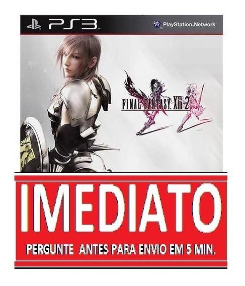 Final Fantasy Xiii-2 Ps3 Psn - Midia Digital