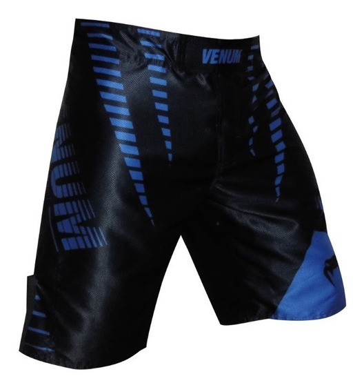 Bermuda Venum Short Fight Ataque Navy