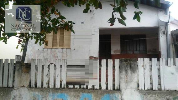 Terreno Residencial À Venda, Parque Das Nações, Santo André - Te0353. - Te0353