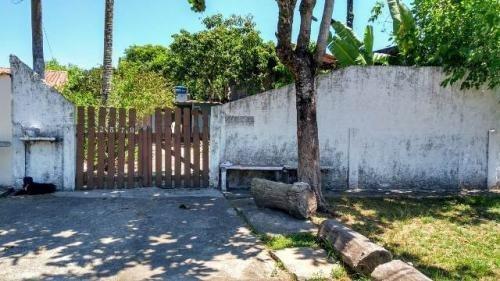Imagem 1 de 13 de Casa Com 600 Metros Do Mar Em Itanhaém - 5125   A.c.m
