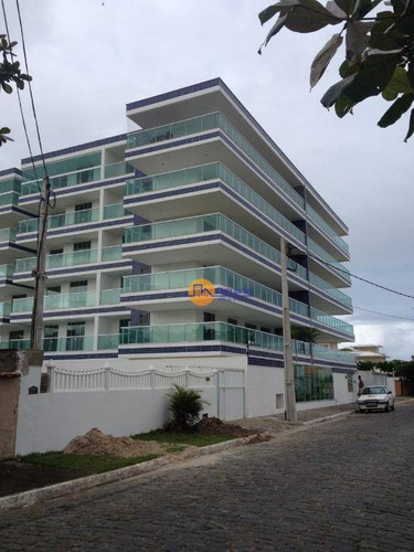 Belo Apartamento Próximo A Praia De Costazul - Ap0610