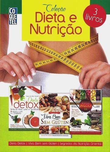 Box Coquetel Dieta E Nutriçao