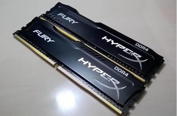 Memória Hyperx 2x 4gb